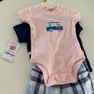 Carters Newborn Baby Clothes